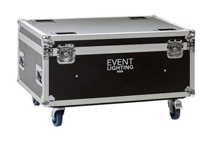 Event Lighting PAN8X1CASE4WC Road Case