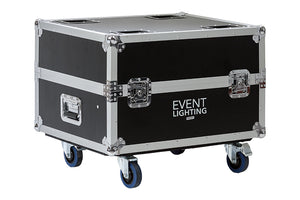 Event Lighting PAR5CASEWC - Road Case for Par 5