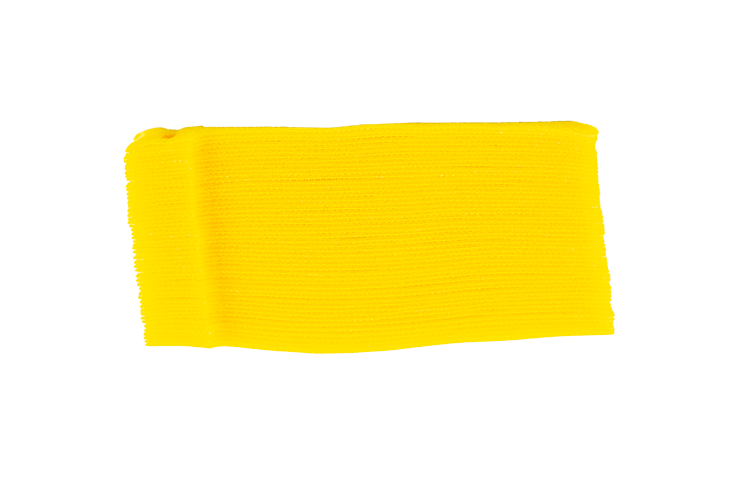 VT50L150Y - Velcro Tie 50-Pack (Yellow)