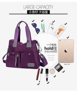 3 WAYS NYLON BAG (BUY 1 TAKE 1)
