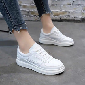 Casual Heartbeat Sign Shoes