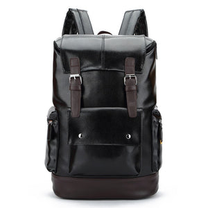 Leather High-Quality Backpack