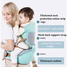 Load image into Gallery viewer, 3 in 1 Baby Toddler Carrier