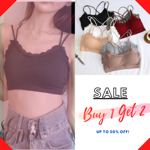 Camisole Breathable Top ( BUY 1 GET 2)
