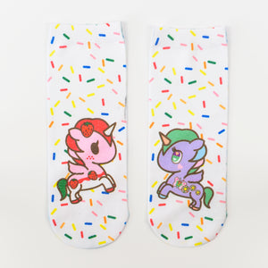tokidoki Sweet Unicorno Socks