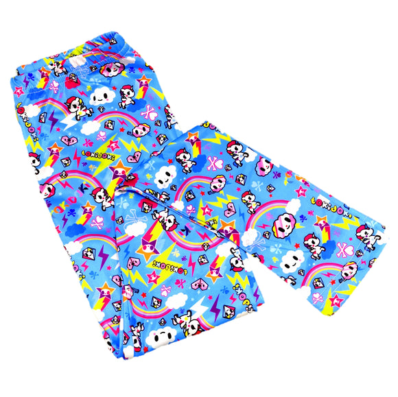 tokidoki Rainbow Unicorns Kids Leggings