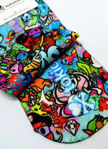 tokidoki Sea Punk Socks