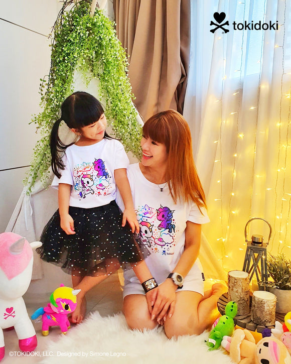 tokidoki Unicorn Galaxy Tee (Kids)