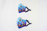 tokidoki Seapunk Anti-Bacterial Reusable Mask