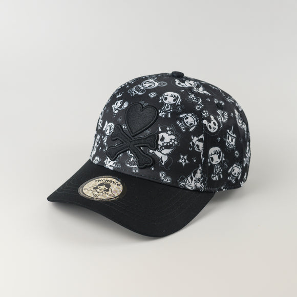 tokidoki Royals Cap (Adult)