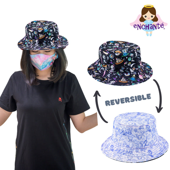 tokidoki Space Reversible Sun Hat