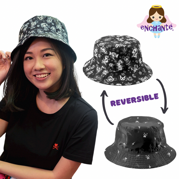 tokidoki Royals Reversible Sun Hat