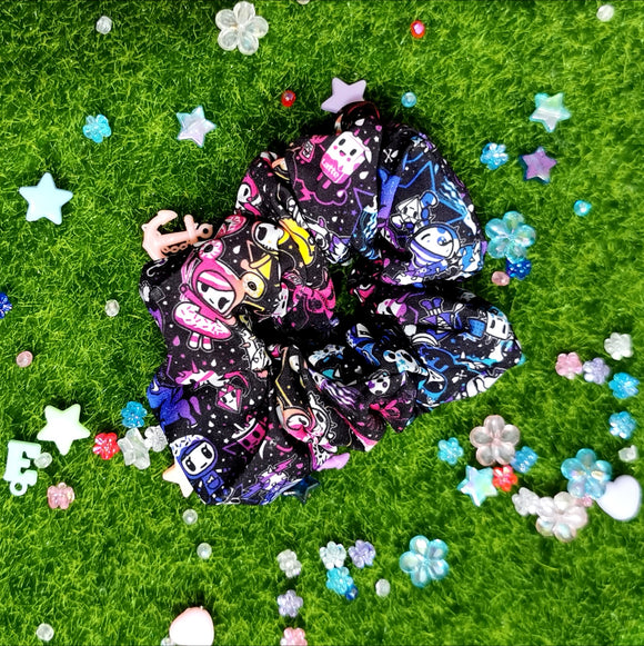 (Preorder) tokidoki Cosmo Hair Scrunchie (Hair Tie)