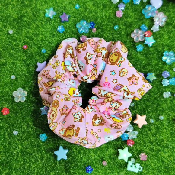 tokidoki Donutella Hair Scrunchie (Hair Tie)