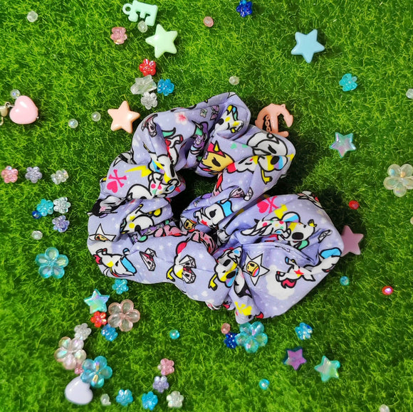 tokidoki Unicorno Hair Scrunchie (Hair Tie)