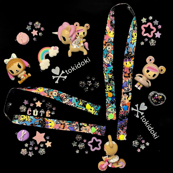 tokidoki Mask Strap: California Dreamin'