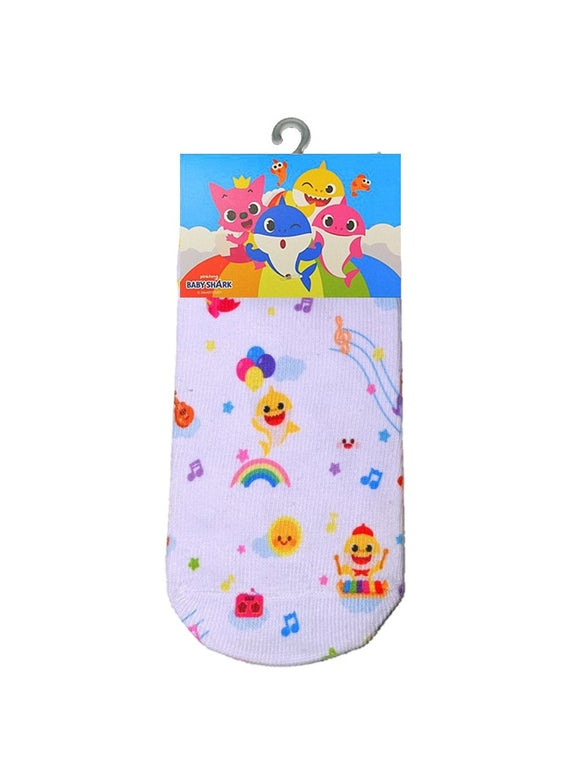 Pinkfong Baby Shark Celebrations Socks (Infant size)