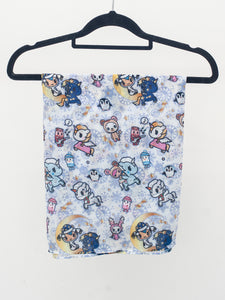 tokidoki Winter Wonderland Scarf