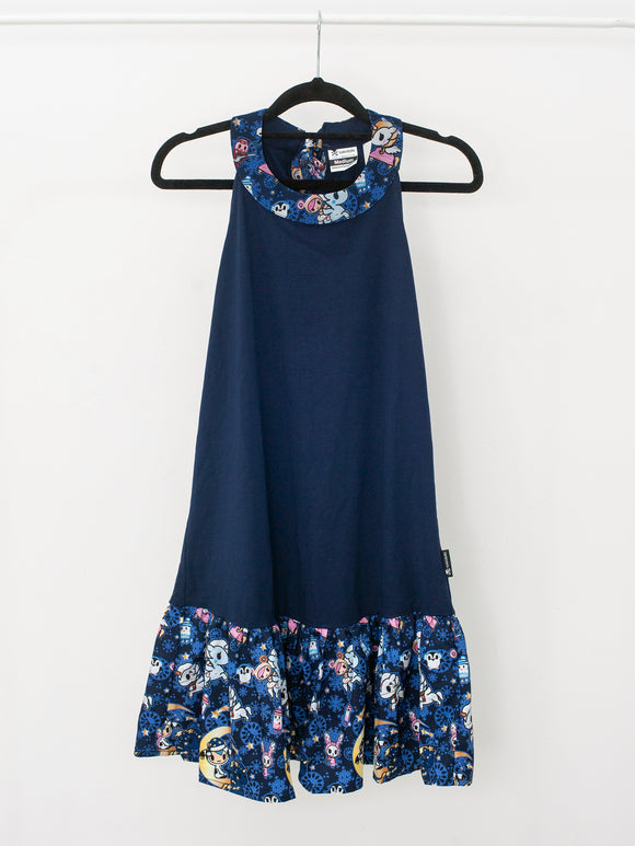 tokidoki Winter Dreams Dress in Blue (Adult)