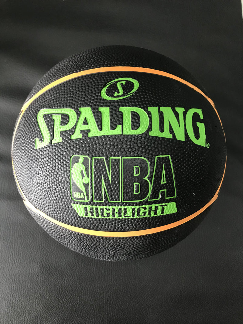BALON BASKEBALL SPALDING NBA HIGH LIGHT