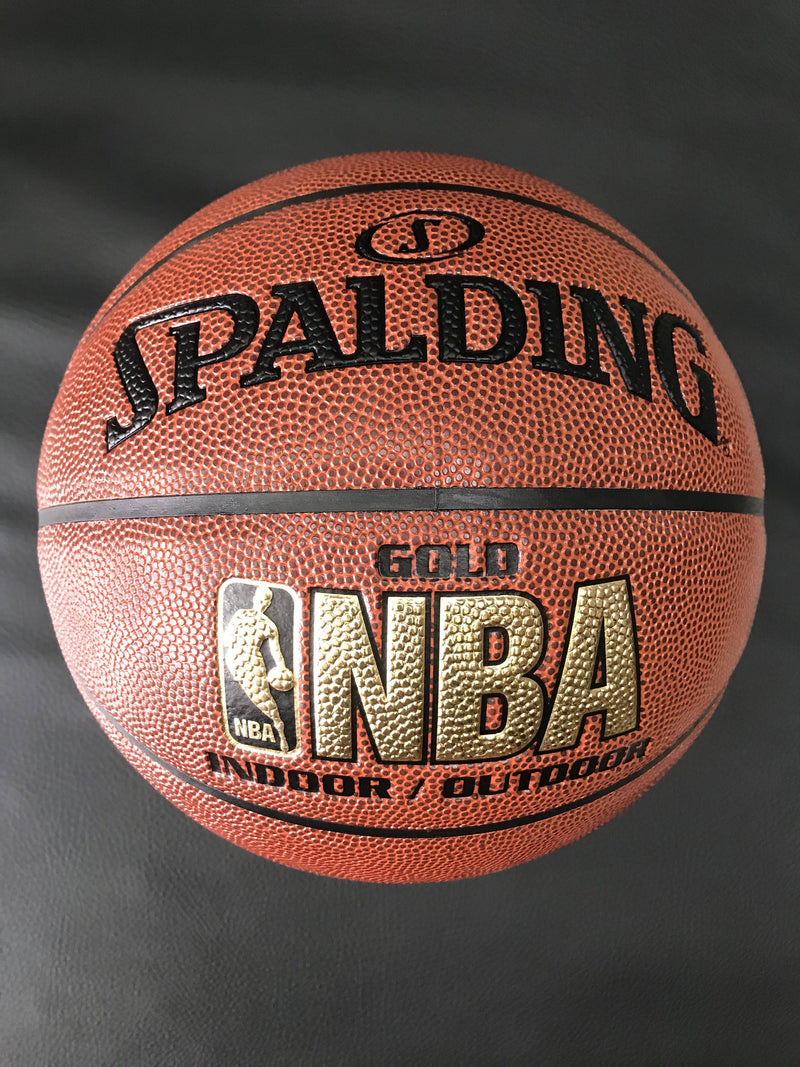 BALON SPALDING NBA GOLD