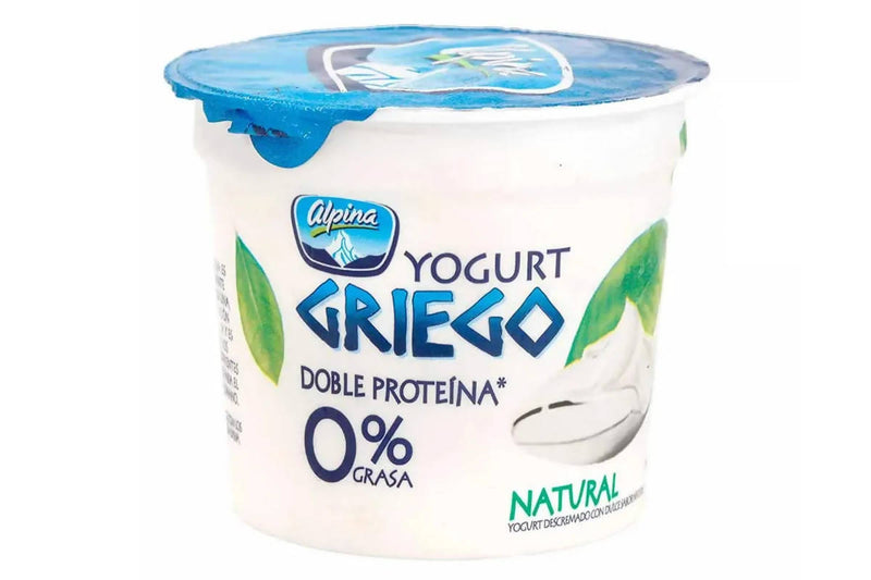 Yogurt Griego Natural Alpina