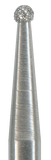 Round (801) FG and FGXL - Dental Burs