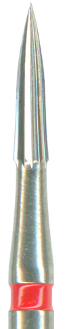 Long Flame (C246L) - Dental Burs