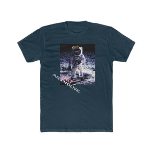 Landing Men's Cotton Crew Tee