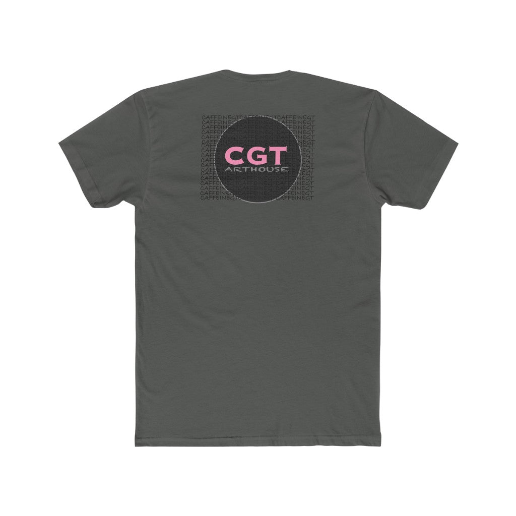 Bank Cotton Crew Tee