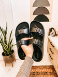 Lennie Sandals - Black