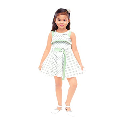 Kids Mandi Floral Dress For Girls