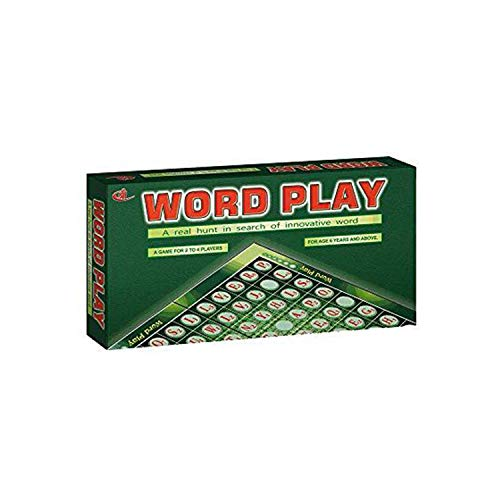 Kids Mandi™ Wordplay Board Game | Creative Word Making Educational Board Game, Searching Words, Improve Spelling, Vocabulary for Kids