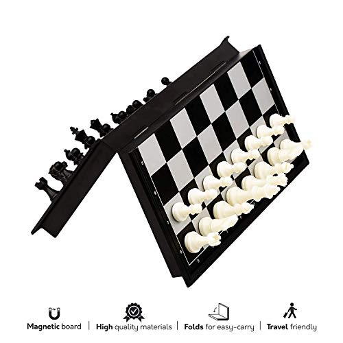Kids Mandi Magnetic Chess Set