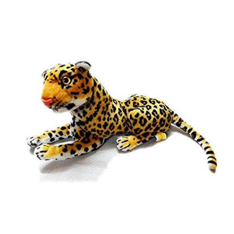 Kids Mandi Leopard Plush Soft Toy