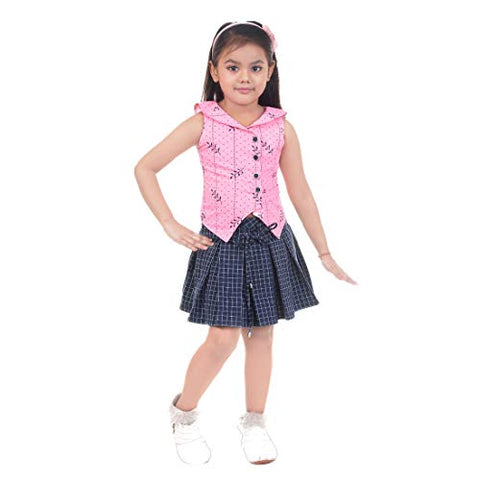 Kids Mandi Floral Dresses For Girls