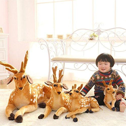 Kids Mandi Deer Plush Soft Toy