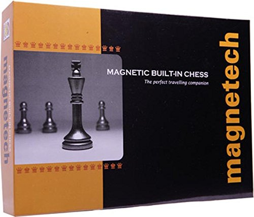Kids Mandi Techno Magnetic Built in Chess