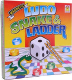 Kids Mandi Techno Magnetic Ludo, Snakes and Ladder Board Game