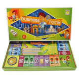 Kids Mandi Techno Business Home Board Game