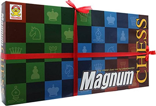 Kids Mandi Techno Magnum Chess Set DX