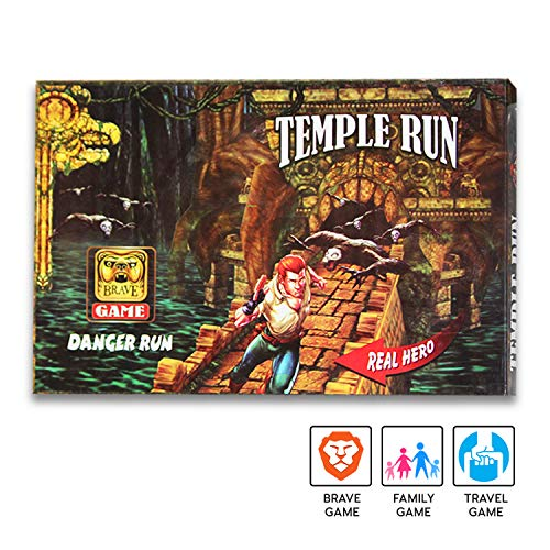 Kids Mandi Temple Run Jr. Board Game - Multi Color
