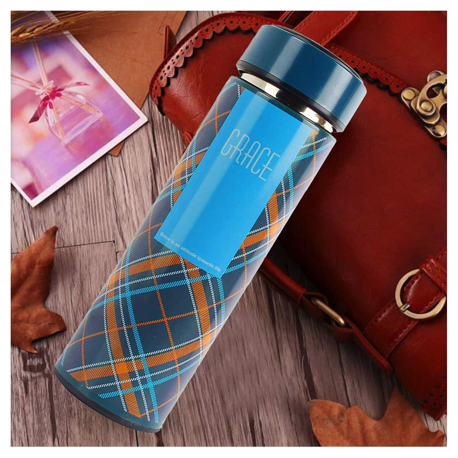 Kids Mandi Double Wall Vacuum Insulated Stainless Steel Water Bottle