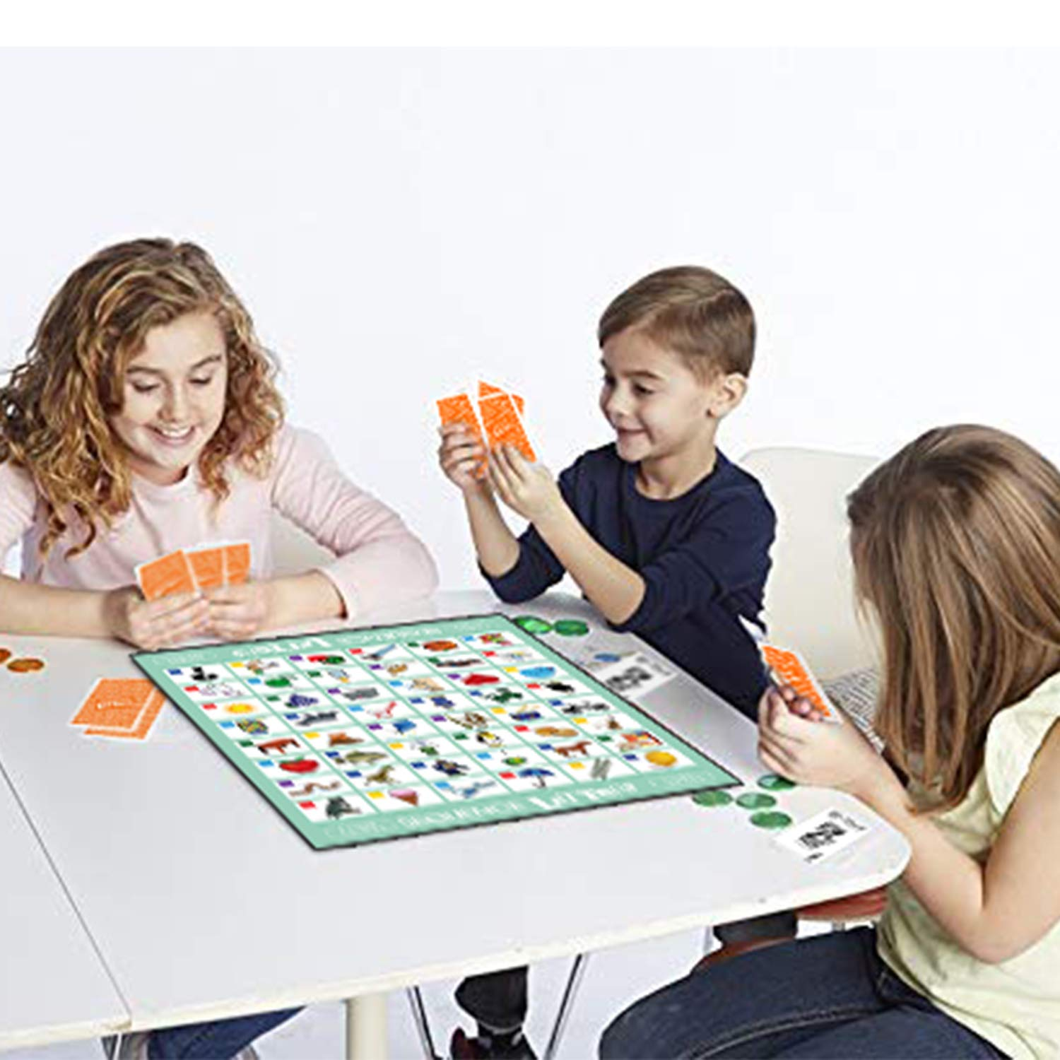 Kids Mandi Make A Sequence Letters Board Game