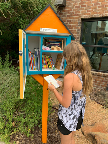 Little Free Library #103985
