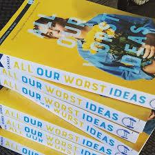 Author Specialty Event ~ All Our Worst Ideas with Author Vicky Skinner ~ August 22 - Write On! Creative Writing Center