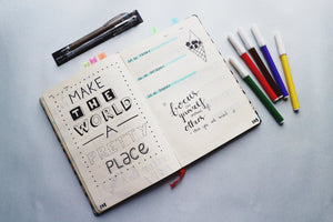 Bullet Journaling Workshop - Write On! Creative Writing Center