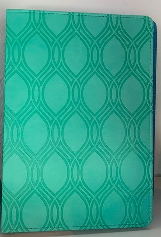 Patterned Journal ~ (3 Color Options) - Write On! Creative Writing Center