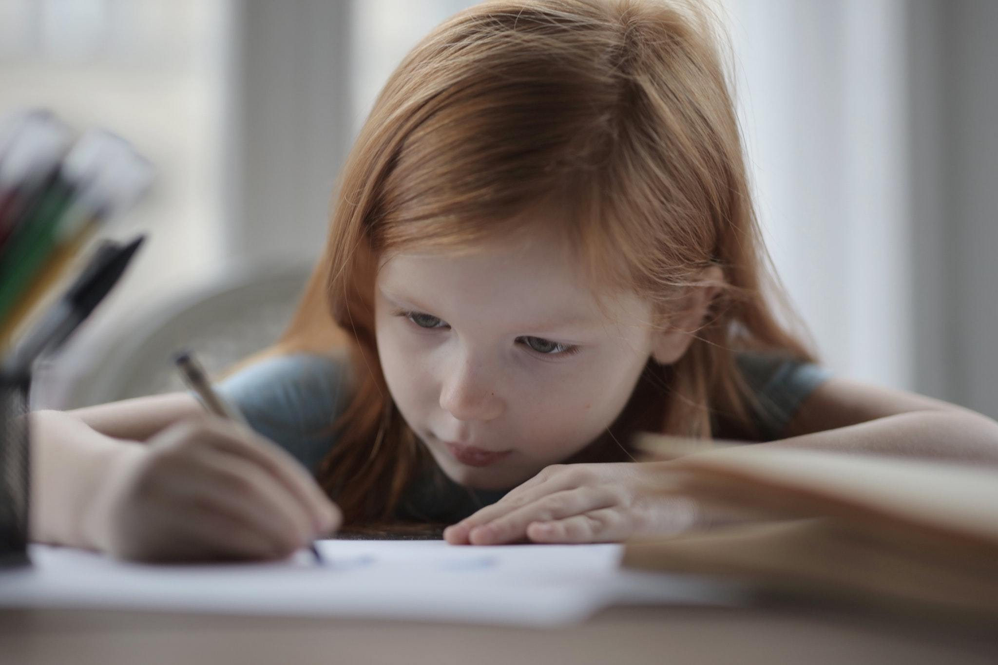 Weekly Creative Writing Workshop for Early Writers (K-1) - Saturday 2:15-3:15 PM - Write On! Creative Writing Center
