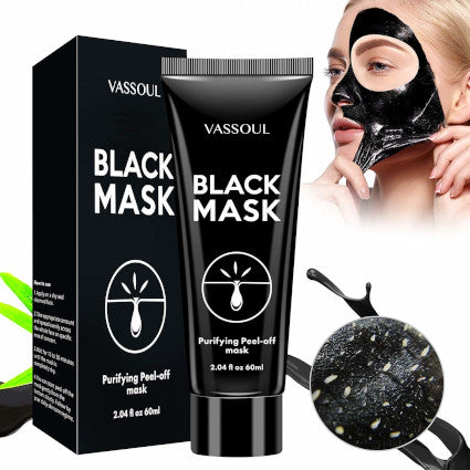 Vassoul Black Mask